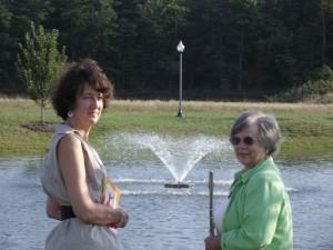 Susan and Margaret